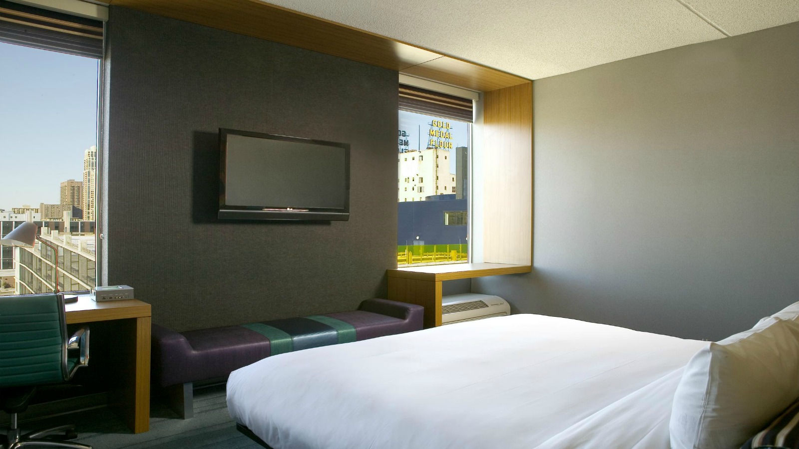Minneapolis Accommodations - Aloft King Room